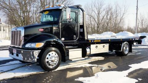 2022 Peterbilt 337 for sale at Ricks Auto Sales, Inc. in Kenton OH