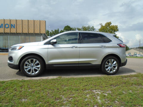 2019 Ford Edge for sale at Norman-Blackmon Motor Company Inc in Greenville AL