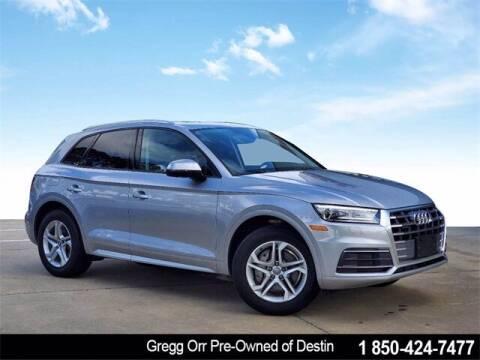 2018 Audi Q5 for sale at Gregg Orr Pre-Owned of Destin in Destin FL
