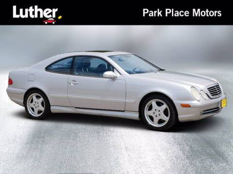 2000 Mercedes-Benz CLK for sale at Park Place Motor Cars in Rochester MN