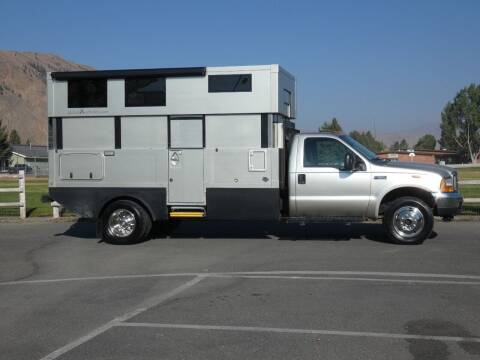 2019 Global Expedition Pangea LT on 2001 F550 for sale at Sun Valley Auto Sales in Hailey ID