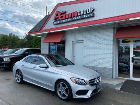 2015 Mercedes-Benz C-Class for sale at AG AUTOGROUP in Vineland NJ