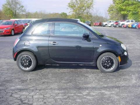 2012 FIAT 500c for sale at Westview Motors in Hillsboro OH