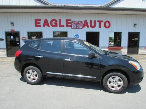 2012 Nissan Rogue for sale at Eagle Auto Center in Seneca Falls NY