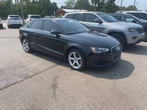 2015 Audi A3 for sale at Monster Motors in Michigan Center MI