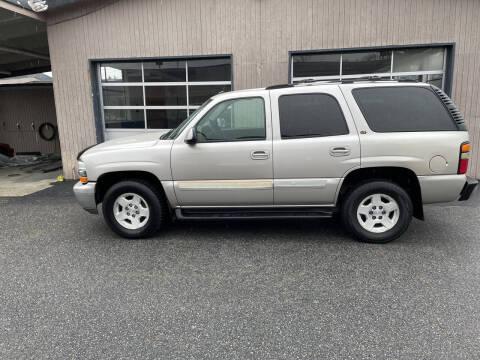 2004 Chevrolet Tahoe for sale at Westside Motors in Mount Vernon WA