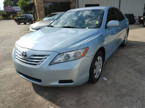 2008 Toyota Camry for sale at TR Motors in Opelika AL