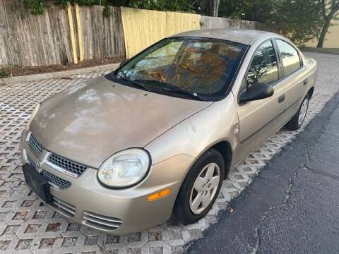2003 Dodge Neon for sale at Florida Prestige Collection in St Petersburg FL