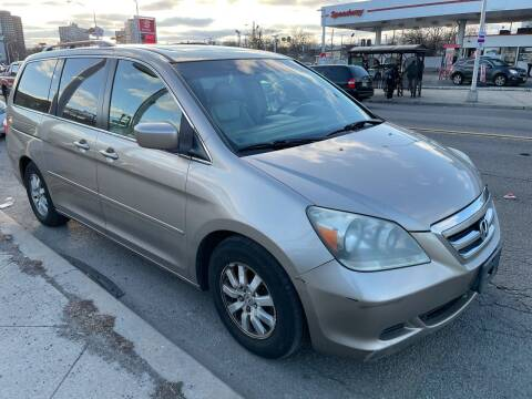 2005 Honda Odyssey for sale at Dennis Public Garage in Newark NJ