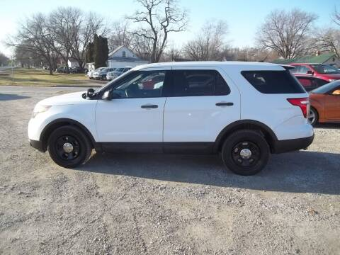 2015 Ford Explorer for sale at BRETT SPAULDING SALES in Onawa IA