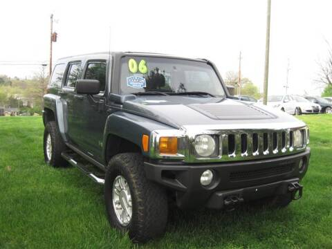 2006 HUMMER H3 for sale at Reza Dabestani in Knoxville TN