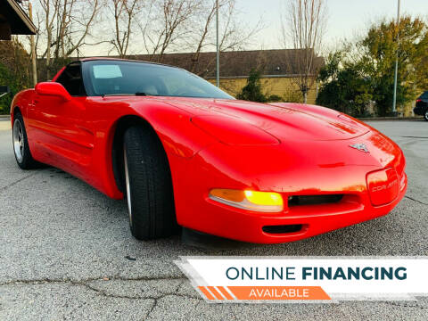 2003 Chevrolet Corvette for sale at Classic Luxury Motors in Buford GA