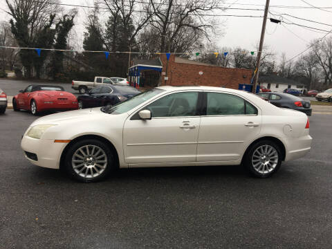 2009 Mercury Milan for sale at Diamond Auto Sales in Lexington NC