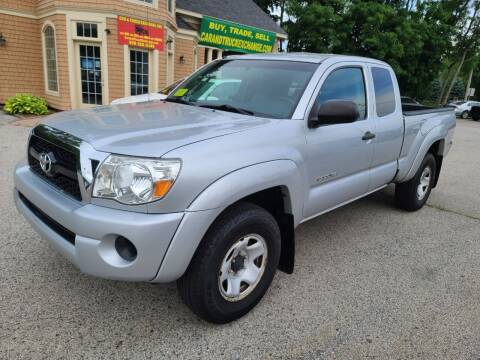 2011 Toyota Tacoma for sale at Car and Truck Exchange, Inc. in Rowley MA