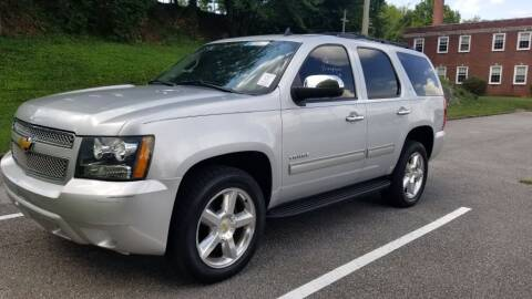 2013 Chevrolet Tahoe for sale at Thompson Auto Sales Inc in Knoxville TN
