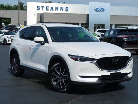 2018 Mazda CX-5 for sale at Stearns Ford in Burlington NC