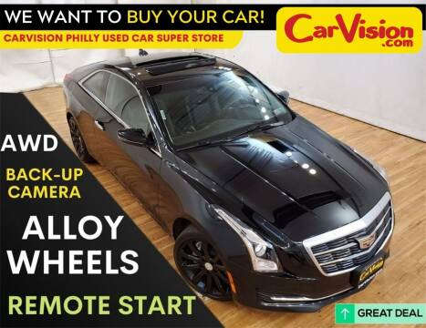 2016 Cadillac ATS for sale at Car Vision Mitsubishi Norristown - Car Vision Philly Used Car SuperStore in Philadelphia PA