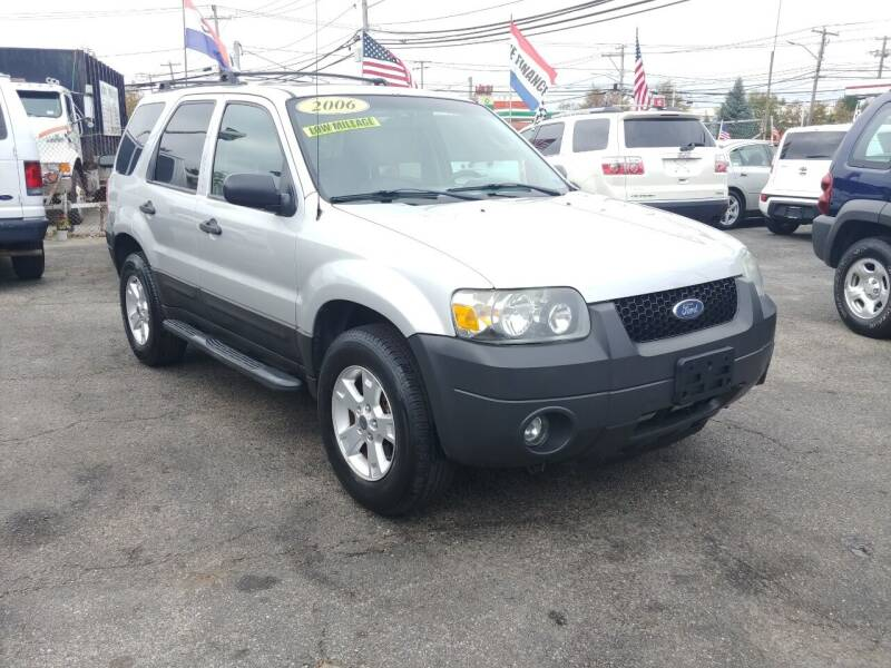 2006 Ford Escape for sale at Viking Auto Group in Bethpage NY
