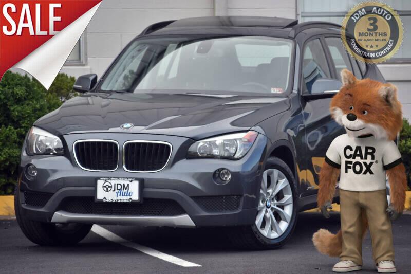 2014 BMW X1 for sale at JDM Auto in Fredericksburg VA