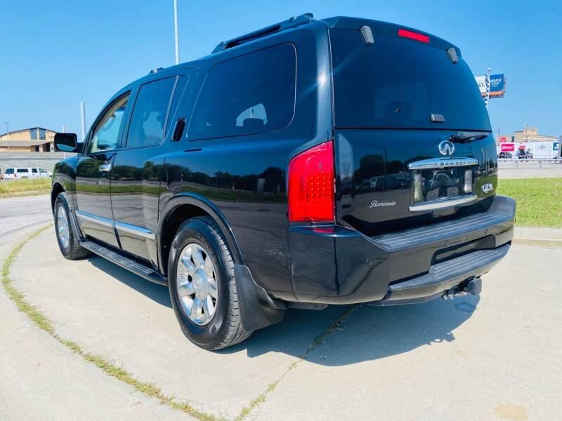 2004 Infiniti QX56 for sale at Xtreme Auto Mart LLC in Kansas City MO