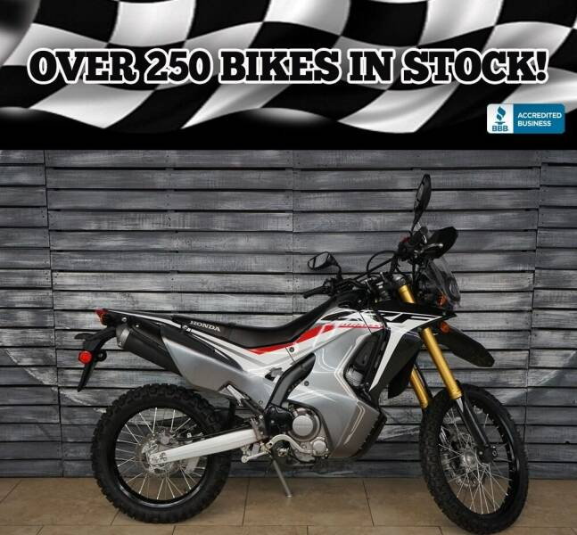2018 Honda CRF250RL for sale at AZautorv.com in Mesa AZ