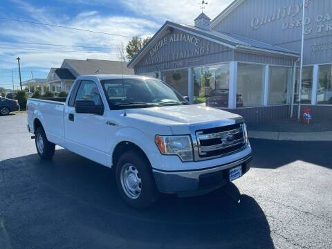 2014 Ford F-150 for sale at Empire Alliance Inc. in West Coxsackie NY