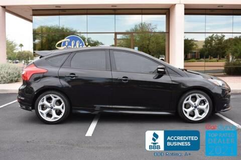2013 Ford Focus for sale at GOLDIES MOTORS in Phoenix AZ
