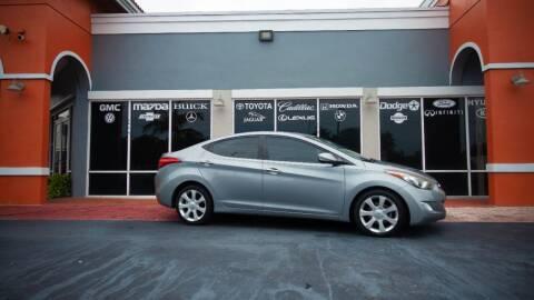 2013 Hyundai Elantra for sale at Car Depot in Miramar FL