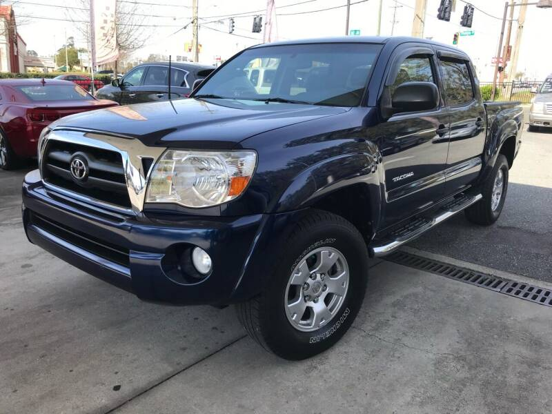 2005 Toyota Tacoma for sale at Michael's Imports in Tallahassee FL
