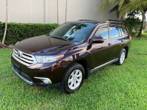 2012 Toyota Highlander for sale at Ven-Usa Autosales Inc in Miami FL