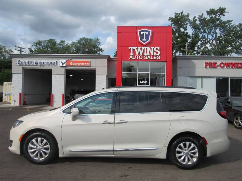 2017 Chrysler Pacifica for sale at Twins Auto Sales Inc in Detroit MI