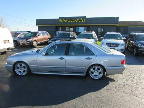1996 Mercedes-Benz E-Class for sale at MIRA AUTO SALES in Cincinnati OH