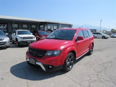 2018 Dodge Journey for sale at Central Auto in South Salt Lake UT