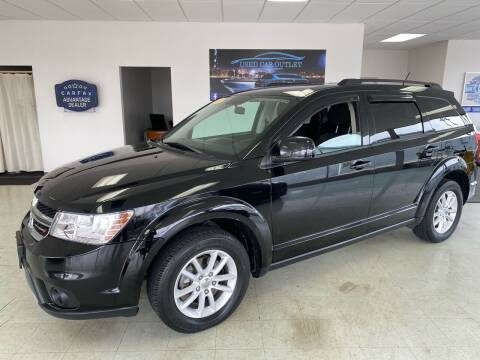 2016 Dodge Journey for sale at Used Car Outlet in Bloomington IL