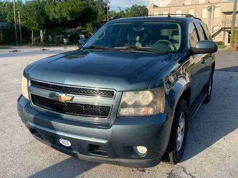 2009 Chevrolet Tahoe for sale at Consumer Auto Credit in Tampa FL