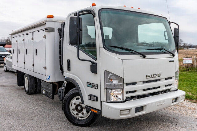 2014 Isuzu NPR for sale at Fruendly Auto Source in Moscow Mills MO