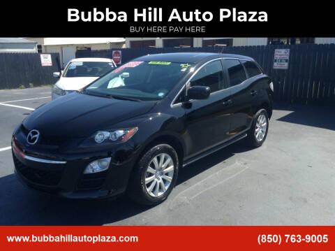 2011 Mazda CX-7 for sale at Bubba Hill Auto Plaza in Panama City FL