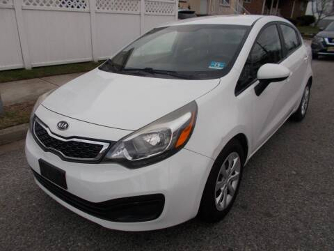 2012 Kia Rio for sale at Mercury Auto Sales in Woodland Park NJ