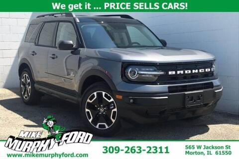 2021 Ford Bronco Sport for sale at Mike Murphy Ford in Morton IL