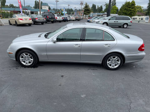 2004 Mercedes-Benz E-Class for sale at Westside Motors in Mount Vernon WA