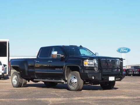 2016 GMC Sierra 3500HD for sale at Douglass Automotive Group in Central Texas TX