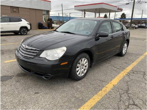 2007 Chrysler Sebring for sale at Metro Car Co. in Troy MI