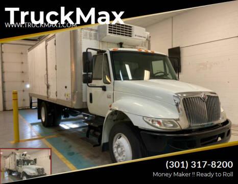 2007 International DuraStar 4300 for sale at TruckMax in Laurel MD