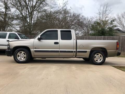 2002 Chevrolet Silverado 1500 for sale at H3 Auto Group in Huntsville TX