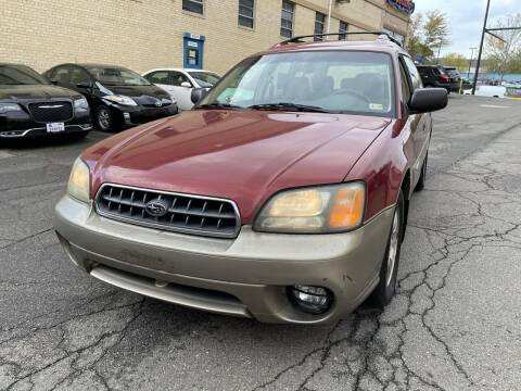 2004 Subaru Outback for sale at Alexandria Auto Sales in Alexandria VA