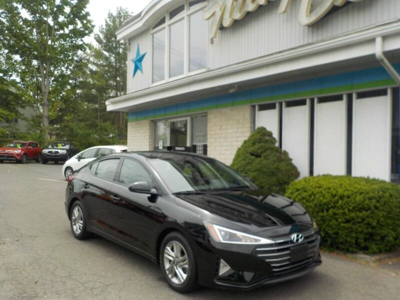 2019 Hyundai Elantra for sale at Nicky D's in Easthampton MA