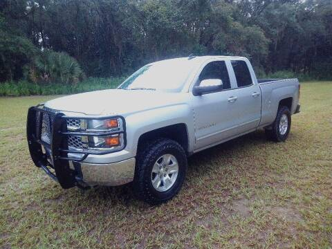 2015 Chevrolet Silverado 1500 for sale at TIMBERLAND FORD in Perry FL
