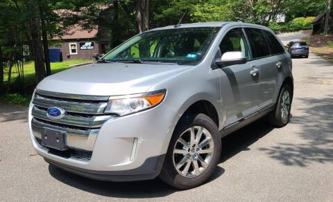 2013 Ford Edge for sale at JR AUTO SALES in Candia NH