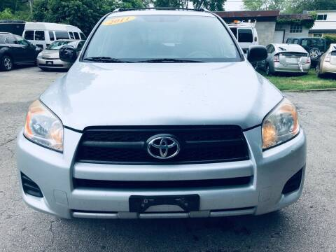 2011 Toyota RAV4 for sale at Midland Commercial. Chicago Cargo Vans & Truck in Bridgeview IL