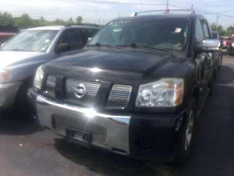 2005 Nissan Armada for sale at American Motors Inc. - Cahokia in Cahokia IL